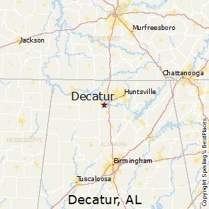 Comparison Gadsden Alabama Decatur Alabama
