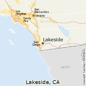 Comparison Oceanside California Lakeside California