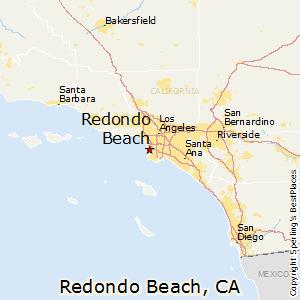 Comparison Redondo Beach California Long Beach California