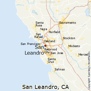 Best Places To Live In San Leandro California