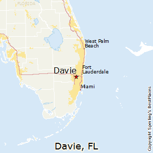 Best Places to Live in Davie Florida