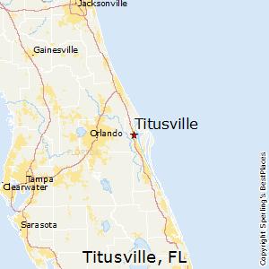 Safety Harbor Florida Map.Comparison Titusville Florida Safety Harbor Florida