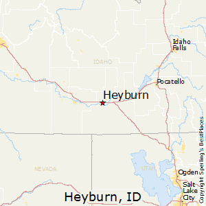 Best Places To Live In Heyburn Idaho - Where is idaho