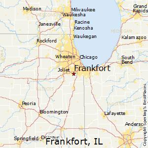 Comparison: Sioux Falls, South Dakota   Frankfort, Illinois