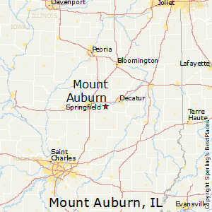 Mount_Auburn,Illinois Map