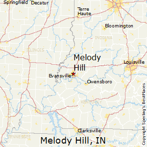 best places to live in melody hill indiana. Black Bedroom Furniture Sets. Home Design Ideas