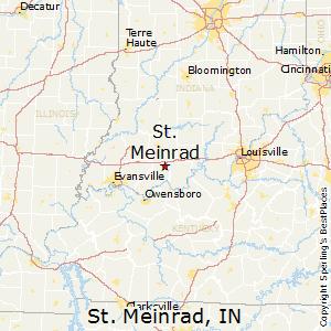 Comparison Jasper Indiana St Meinrad Indiana