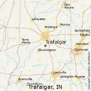 Comparison Trafalgar Indiana Cicero Indiana