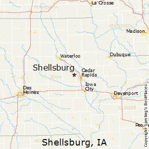 Comparison solon iowa shellsburg iowa for Iowa cost of living