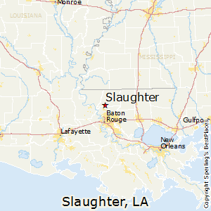 Best Places To Live In Slaughter Louisiana