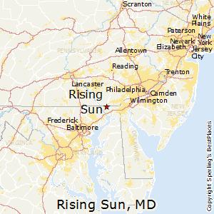The rising sun epsom