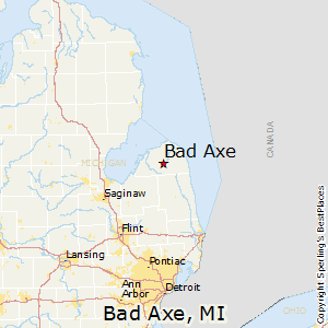 Zip Code 48413, Bad Axe, Michigan | ZipCode.org