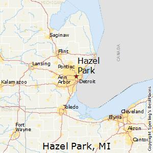 Comparison Madison Heights Michigan Hazel Park Michigan