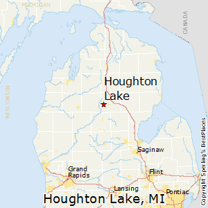 Best Places To Live In Houghton Lake Michigan