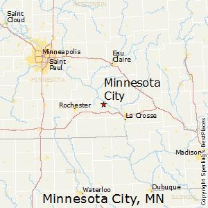 Comparison Minnesota City Minnesota Maryland City Maryland - Minnesota city map
