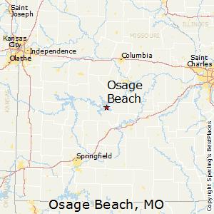 Comparison Osage Beach Missouri Denver Colorado