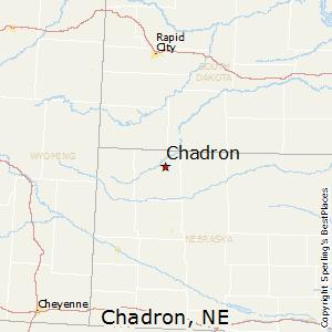 Comparison Chadron Nebraska Denver Colorado - Denver colorado in us map