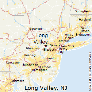 Long_Valley,New Jersey Map