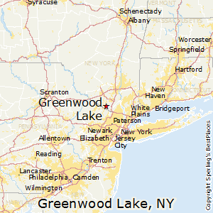 Greenwood_Lake,New York Map