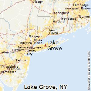 Lake_Grove,New York Map