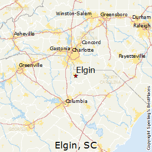 Best Places to Live in Elgin South Carolina