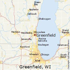 Comparison West Allis Wisconsin Greenfield Wisconsin