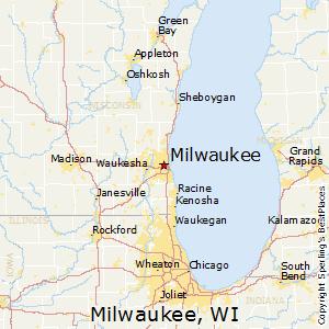 Comparison Milwaukee Wisconsin Detroit Michigan