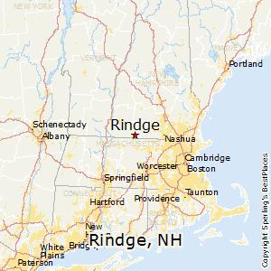 Comparison Rindge New Hampshire Dublin New Hampshire - Where is dublin