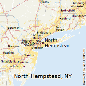 North_Hempstead,New York Map