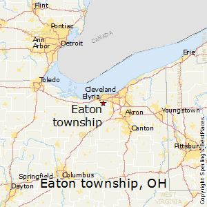 Best Places to Live in Eaton township Ohio