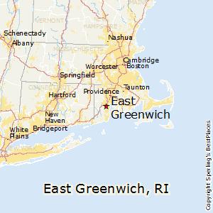 Comparison East Greenwich Rhode Island Norristown Pennsylvania