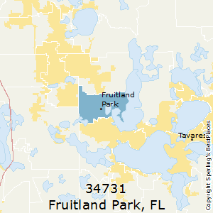 Fruitland_Park,Florida(34731) Zip Code Map