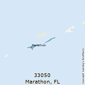 Marathon,Florida(33050) Zip Code Map