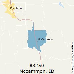 Pocatello Zip Code Map.Best Places To Live In Mccammon Zip 83250 Idaho