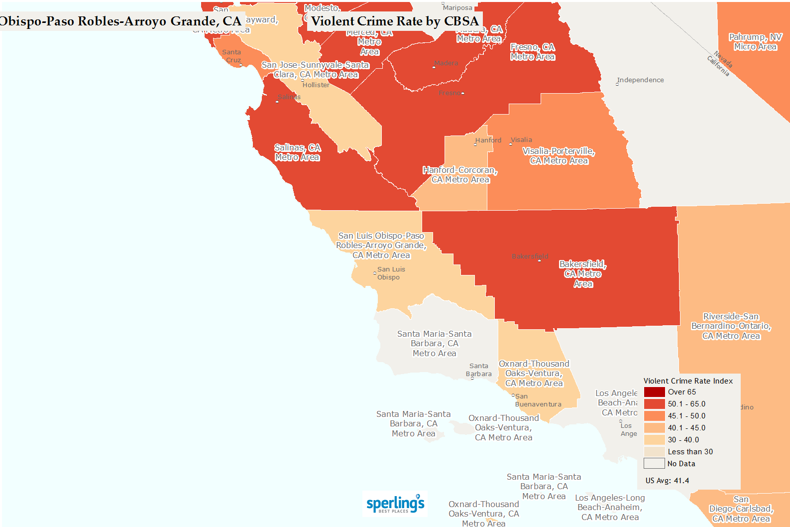 Best Places to Live   Compare cost of living, crime, cities, s ... on