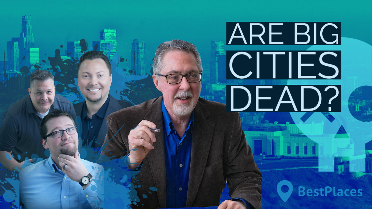 Are Big Cities Dead?