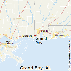 Grand_Bay,Alabama Map