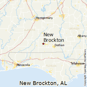 Best Places to Live in New Brockton Alabama