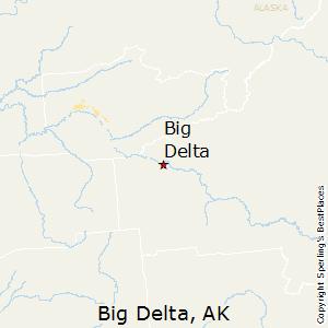 Best Places to Live in Big Delta Alaska