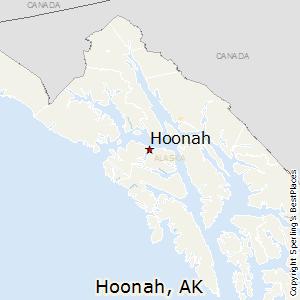 Huna Alaska Map.Hoonah Alaska Economy