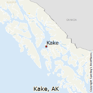 Best Places to Live in Kake Alaska