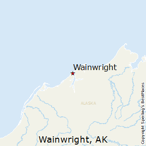 Wainwright Alaska Cost Of Living
