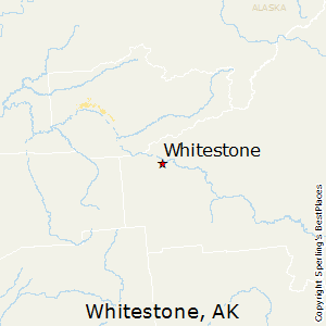 Whitestone,Alaska Map