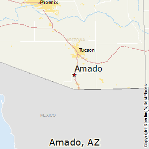 Best Places to Live in Amado, Arizona