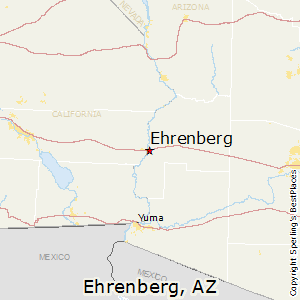 Best Places To Live In Ehrenberg Arizona