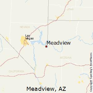 Dolan Springs Arizona Map.Comparison Meadview Arizona Dolan Springs Arizona