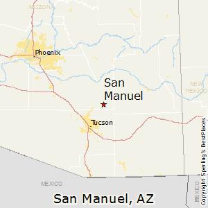 Best Places to Live in San Manuel, Arizona on wickenburg map, payson map, kearny az map, marana map, tempe map, maricopa map, tonto basin map, prescott map, vicksburg map, scottsdale map, buckeye map, nogales map, florence map, sahuarita map, flagstaff map, casa grande map, sierra vista map, navajo map, jerome map, apache junction map,