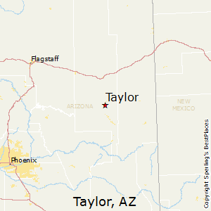 Best Places to Live in Taylor, Arizona