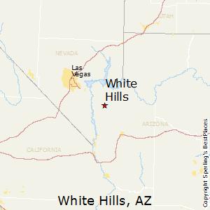 Dolan Springs Arizona Map.Comparison White Hills Arizona Dolan Springs Arizona