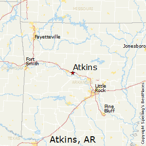 Best Places to Live in Atkins, Arkansas